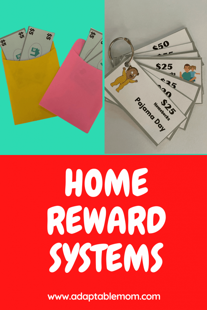 Start a home rewards system for your kids