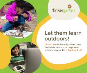 Tinkergarten Circle Time