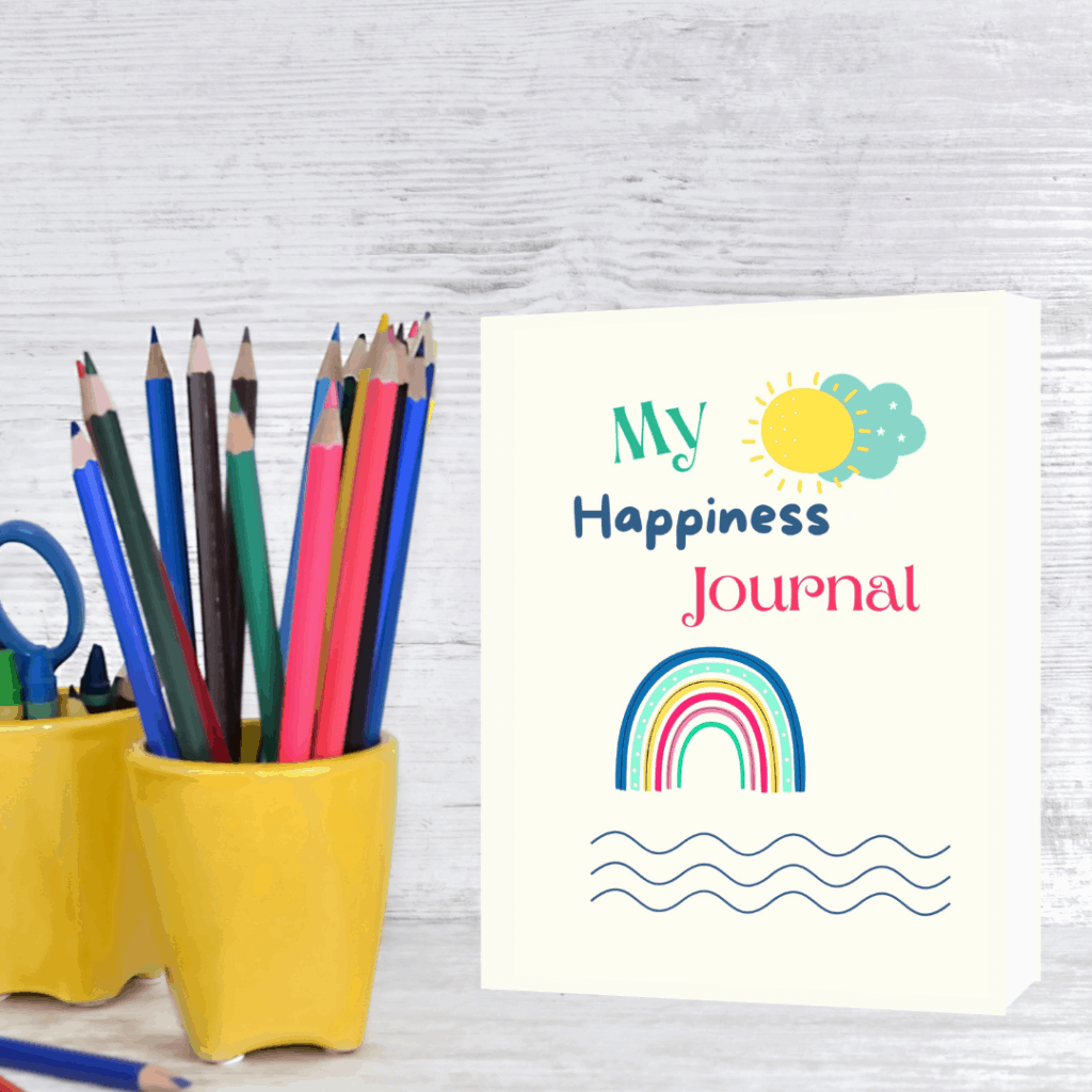 A journal for kids