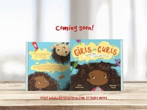Girls with Curls Book